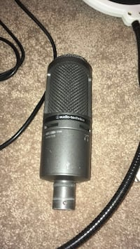 Audio Technica At2020 USB pro with arm stand and pop filter  Conway, 29526