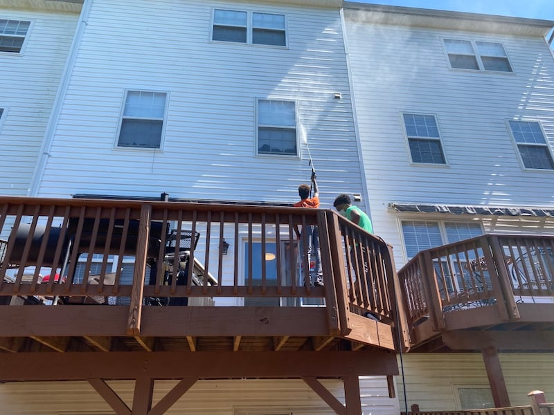 """""""Lee's Pressure Washing"""" Exterior House Cleaning  be4533b9-b36a-4acd-830e-35d65b58835a"""