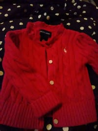 Pink Ralph Lauren Polo sweater Moultrie, 31768
