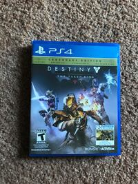 PS4 Destiny The Taken King game case Hagerstown, 21740