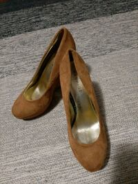 Women's wedge heels Rampage from Macy's