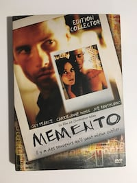 Dvd collector Memento  Saint-Laurent-Blangy, 62223
