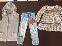 Size 4T girl lot Burnaby, V5H