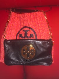 black and red Tory Burch leather crossbody bag Hyattsville, 20785