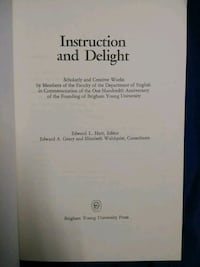 Instruction and Delight 1945 mi