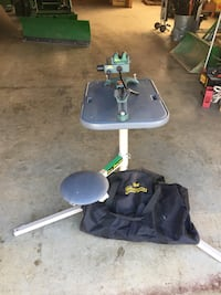 Sh00ting Bench, storage bag and sh00ting rest Mt Airy, 21771
