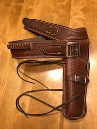 Vintage leather belt and holster Calgary, T2W 2H7