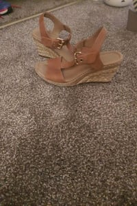 Size 9 Gabor. Leather Sandals