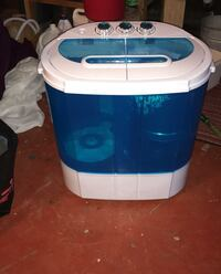 SMALL MANUAL WASHING MACHINE