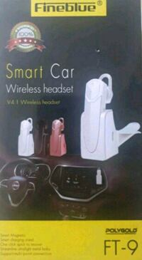 Finebule smart car Bluetooth kulaklık