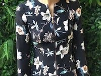 Stunning flora dress by Cue-size 6- only wear once  North Sydney, 2060