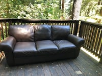 Town leather couch Occidental, 95465