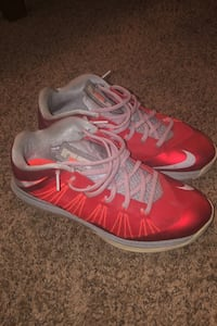 Low Top LeBrons