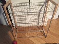 4 tier shoe rack Montréal, H3J 1H7