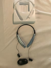 black and gray corded headphones Flower Mound, 75022
