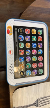 Fisher price tablet