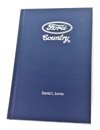 Ford Country 183 page hardcover