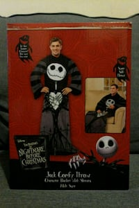 Jack Skellington Snuggie Baltimore