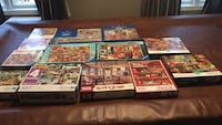 Puzzles. Take them all for $100