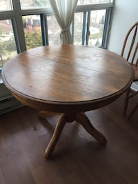 Solid Teak Dining Table Toronto, M1S 5B3