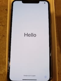 Apple iPhone XS Max - 256GB - Silver SEOUL