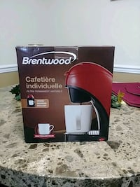 black and red Keurig coffeemaker box Hyattsville, 20783