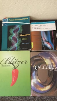 College Textbooks El Paso, 79922
