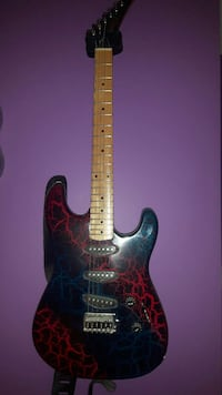 Series A fender stratocaster