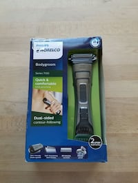 Philips Norelco Bodygroom 7100 Dual Sided Cordless Shower Proof