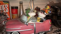 Looney Toons cookie jar