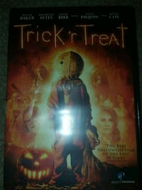 Trick 'R Treat (DVD movie) Gaithersburg, 20879