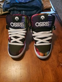 Multicolored womans osiris's size 7 Edmond, 73003