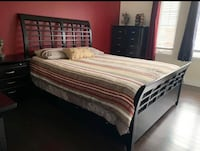 5 pc bedroom set with mattress  Oakville, L6M 0C7