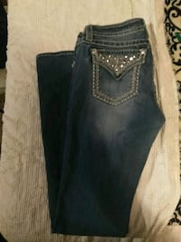 blue-washed Miss Me jeans Neosho, 64850