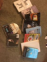 Assorted lot of Books & CDs Alexandria, 22306