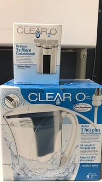 Clear2O water filter Vaughan, L4L 1A5