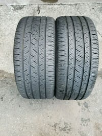Continental tires 245-40-18 Jersey City, 07307