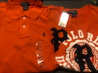 Ralph Lauren shirts boys large 14-16 LAUREL