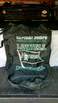 Official Lowell nor'easters team gear bag Hudson, 03051