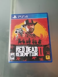RED DEAD REDEMPTION II FOR PS4  91304, 91304