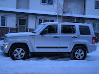 2012 JEEP LIBERTY LOW KMS***NO ACCIDENT*** Edmonton