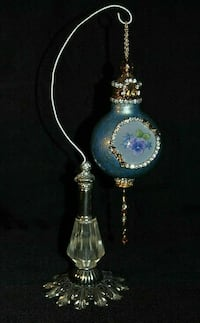 """Hand-Crafted """"Light Bulb Art"""" Victorian Style by P Palm Desert"""
