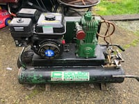 Industrial air compressor 3716 km