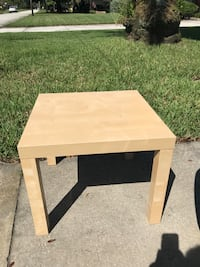 Ikea end table or kids activity table Saint Petersburg, 33702