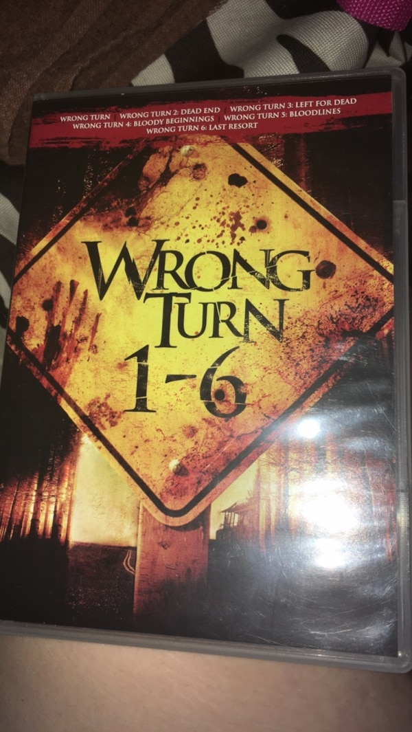 Wrong turn 6 movie collection