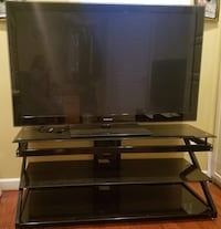 "Samsung tv 75"" and tv stand Springfield, 22150"