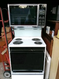 Electric stove Akron, 44312
