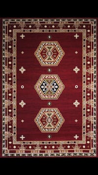 Brand new Afghan Kilim Design Rug 8x11 nice Traditional red carpet