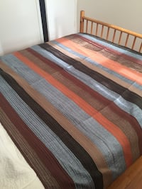 Twin bed cover and one pillow case cover Markham, L3T 4M1