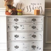 Farmhouse distressed dresser Huntersville, 28078